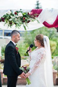 ברכת כלה בחתונה